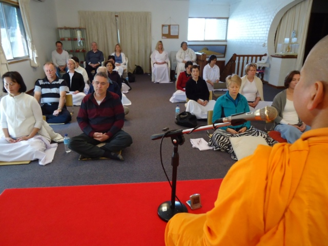 Brisbane One Day Meditation Course