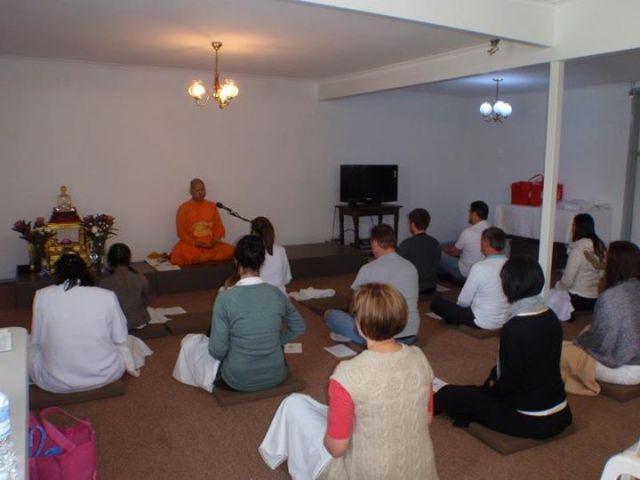 Meditation Wat Albury