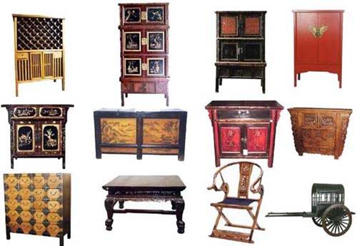 Antique Furnitures