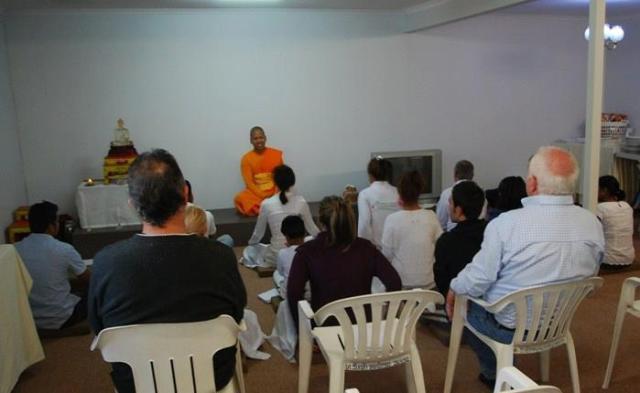 Dhamma Talk WatAlbury