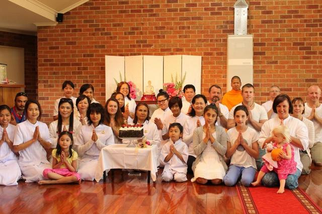 Third Anniversary of Wat Albury