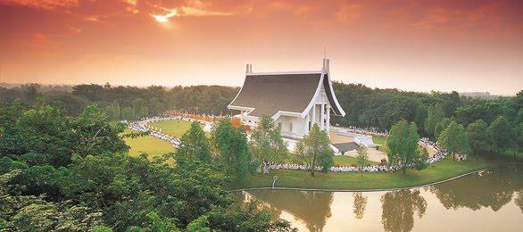 Dhammakaya Chapel